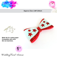 star bow dies Scrapbooking Metal Cutting Dies Stencils New 2019 for DIY Album Paper Card making Decorative Craft Die Cuts