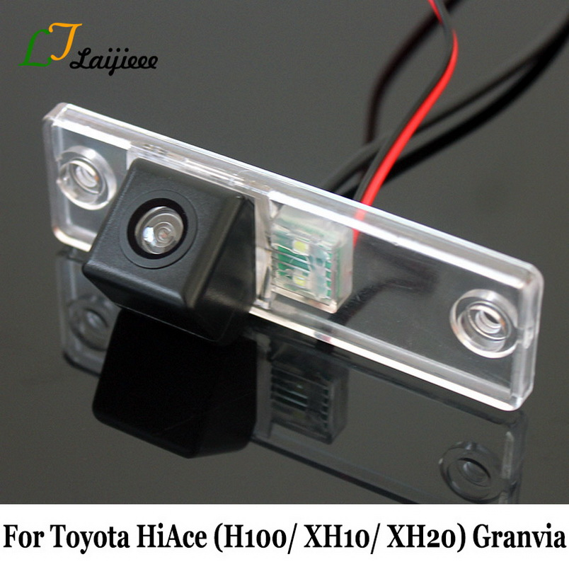 Car Parking Camera For Toyota HiAce H100 XH10 XH20 Granvia 1995~2012 / HD Night Vision Car Backup Reverse Camera For Auto