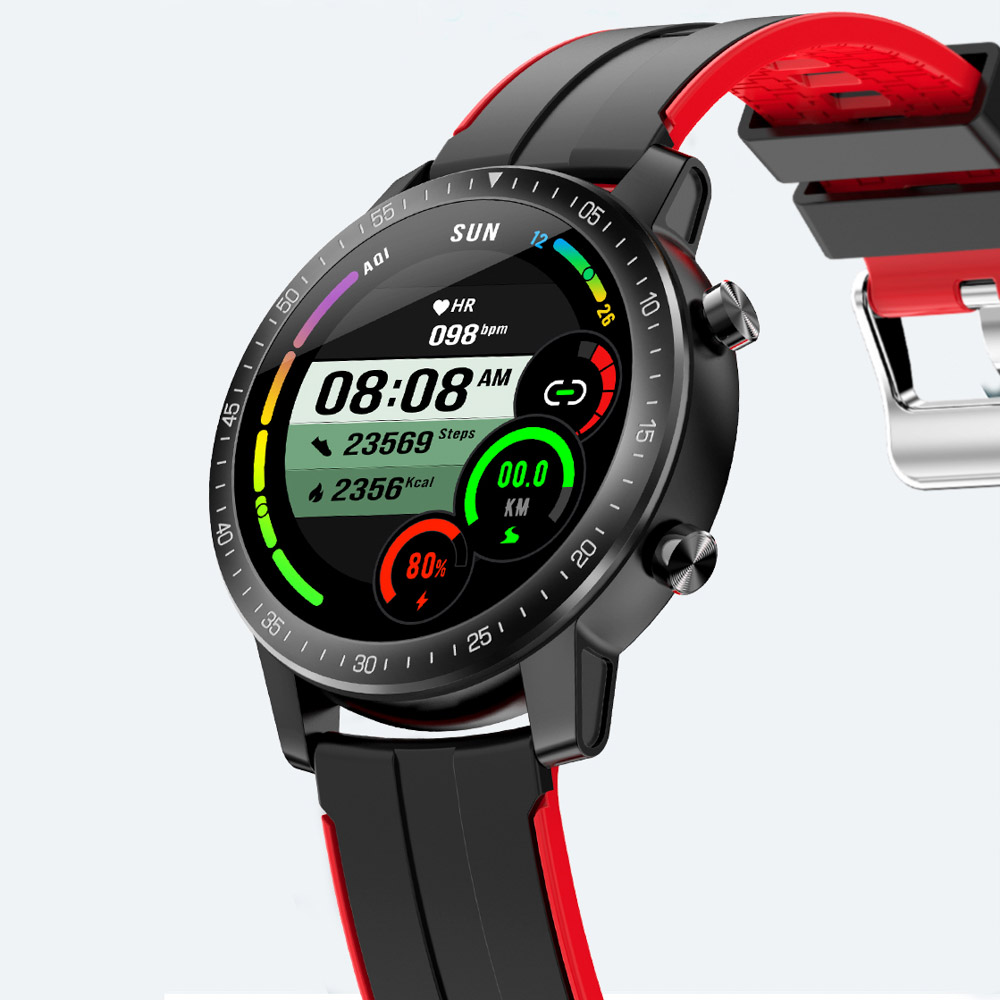 lowest price 2020 Sports Smart Watch Men Custom Watch Face Full Touch Screen IP68 Waterproof Smartwatch For Android IOS Phone Fitness Tracker