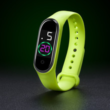 Fashion Outdoor Children's Watch Wristband LED Digital 2020 New Waterproof For M