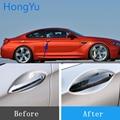Крышка ручки двери автомобиля из углеродного волокна для BMW M6 F06 F12 F13 2013-2014 100%