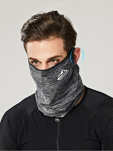 Magic Scarf Sunscreen-Mask Dust-Proof-Collar Silk Riding Outdoor Male Summer Sports Ice