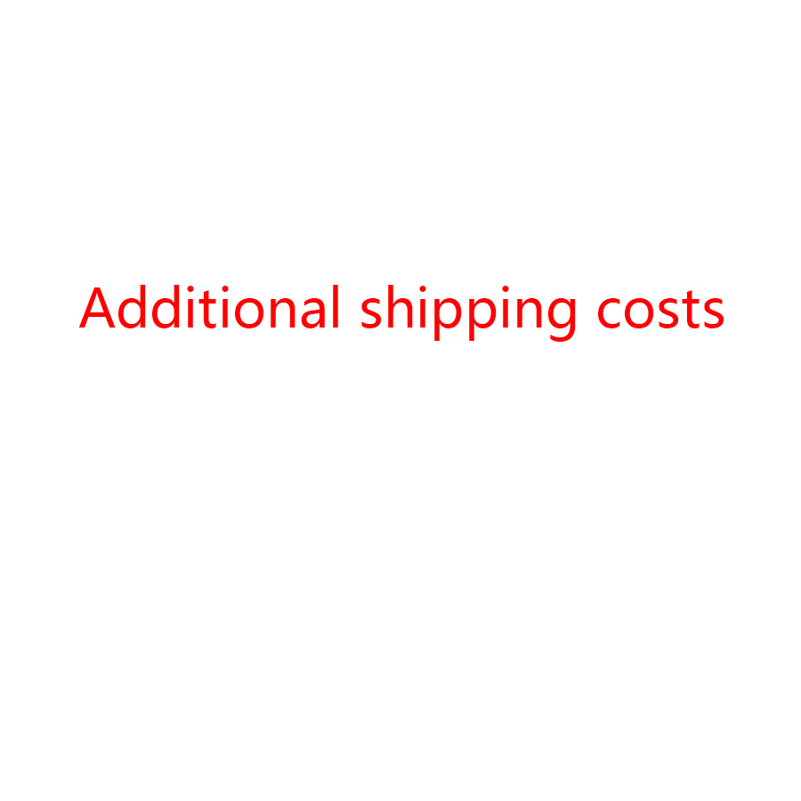 Additional shipping costs