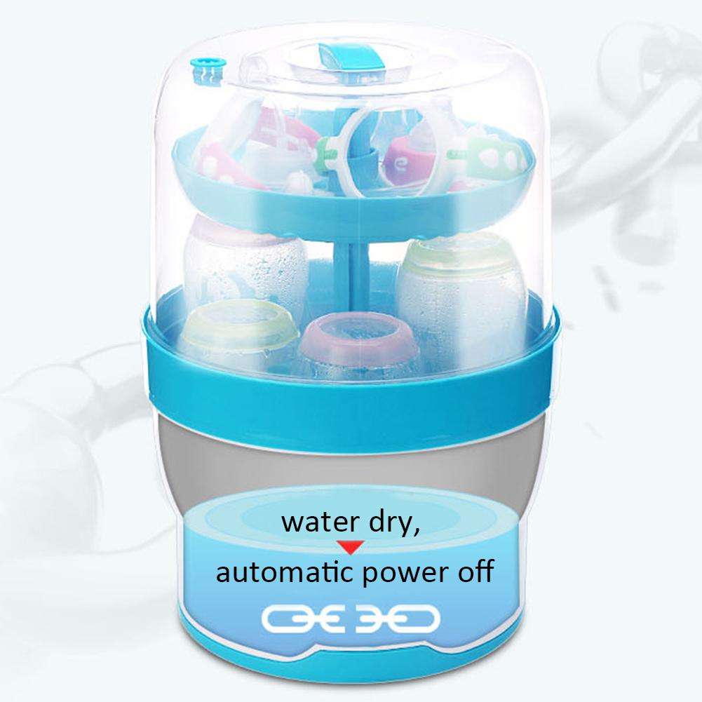 Baby Bottle Sterilizer Milk Warmer With Drying Function Baby Bottle Warmer Steam Sterilization Dryer Heater For Bottleing Kids