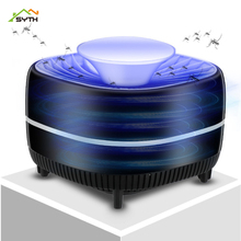 LED Mosquito Killer Lamp Bug Zapper UV USB Powered Photocatalyst Trap Pest Insect Repellents Night Light For Baby