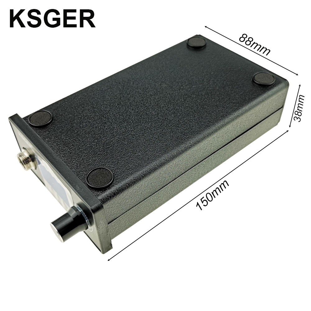 Image 3 - KSGER STM32 V3.1S T12 Soldering Station OLED DIY Aluminum Alloy FX9501 Handle Electric Tools Quick Heating T12 Iron Tips 8s TinsElectric Soldering Irons   - AliExpress