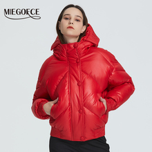MIEGOFCE abrigo de invierno con bolsillos para mujer
