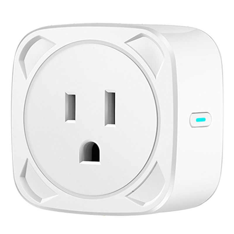 WiFi Smart Plug Switch Голосовое управление телефон переключатель болт-заглушка отверстий синхронизации двигателя домашняя работа дистанционное управление SP99