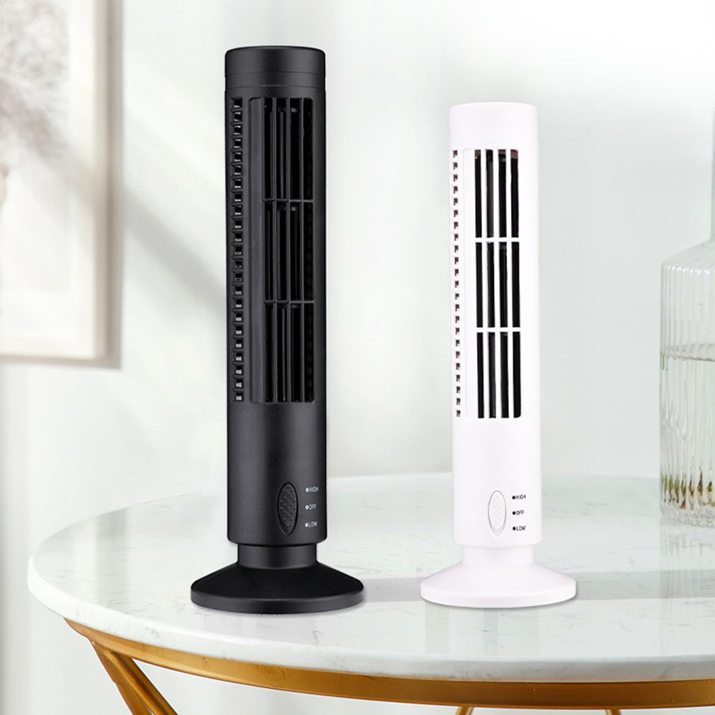 USB Office Use Handy Cooler Portable Size Table Desktop Fan Cooler Air Conditioning Cooler Fan Gift
