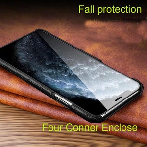 Image 4 - Genuine Leather Case For Samsung Galaxy S20 Ultra Plus Cover Luxury Alligator Funda Case For Samsung S20 Plus Ultra  Coque Case