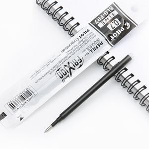 Image 2 - 12 adet/grup Pilot BLS FR7 FriXion kalem dolum için LFBK 23EF / LFB 20EF mürekkep jel 0.7mm dolum mürekkep yazma ofis malzemeleri