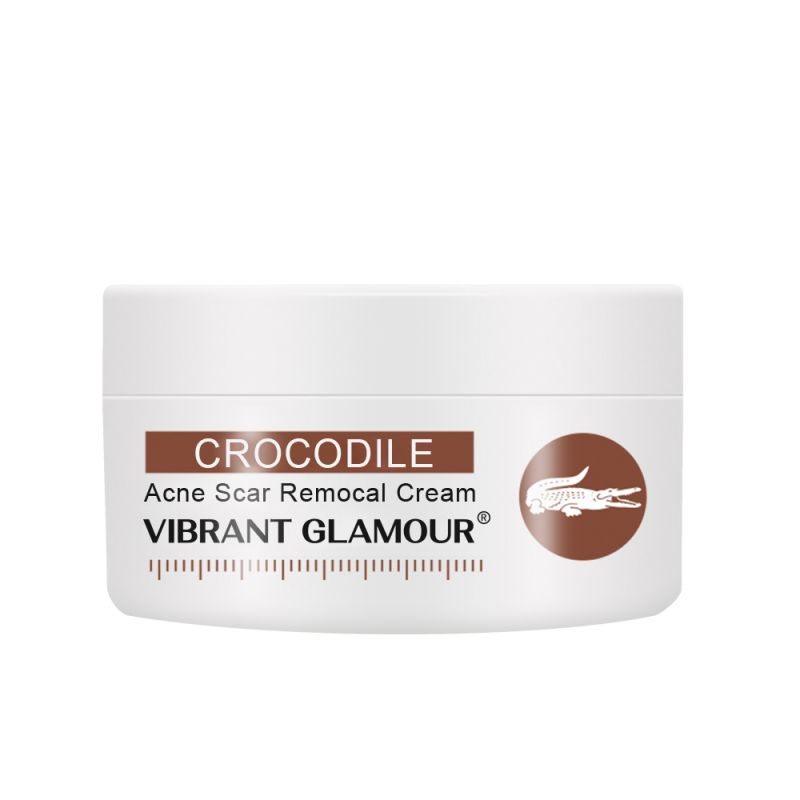 Whitening Face Cream Stretch Mark Treatment Skin Care Cream Hot Sale Crocodile Repair Acne Scar