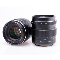 35MM f0.95 Mark III Large aperture lens For Canon EOS M M2 M3 M5 M6 Camera Hot Sale 35 F/0.95