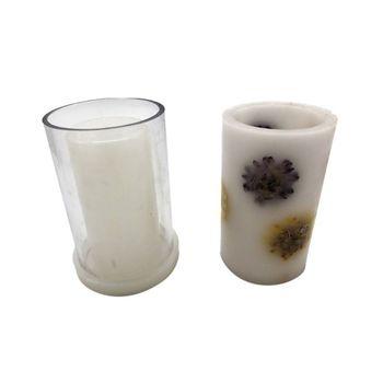 Formy świec dla majsterkowiczów świąteczny prezent do odlewania świec zestaw dostarcza domowe tanie i dobre opinie S M L Candle Molds PC Candle Molds random Candle Molds 1 * Candle Molds