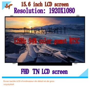 "N156HHE-GA1 for Acer nitro 5 2018  Dell Inspiron 15 7567 LEMSI GS63VR 7RF LED LCD display 15.6"" FHD 1080P laptop screen 120 Hz"