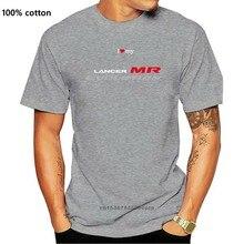 Tee shirt personnalise Lancer Evolution MR X S M L XL XXL homme Evo