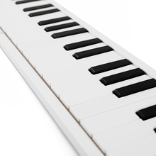 Foldable Piano Digital Piano Portable Electronic Keyboard Piano for Piano Student Musical Instrument