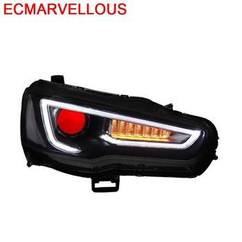 Automovil Luces Led Para Auto Styling Daytime Running Headlights Rear Car Lights Assembly 17 18 FOR Mitsubishi Lancer-ex
