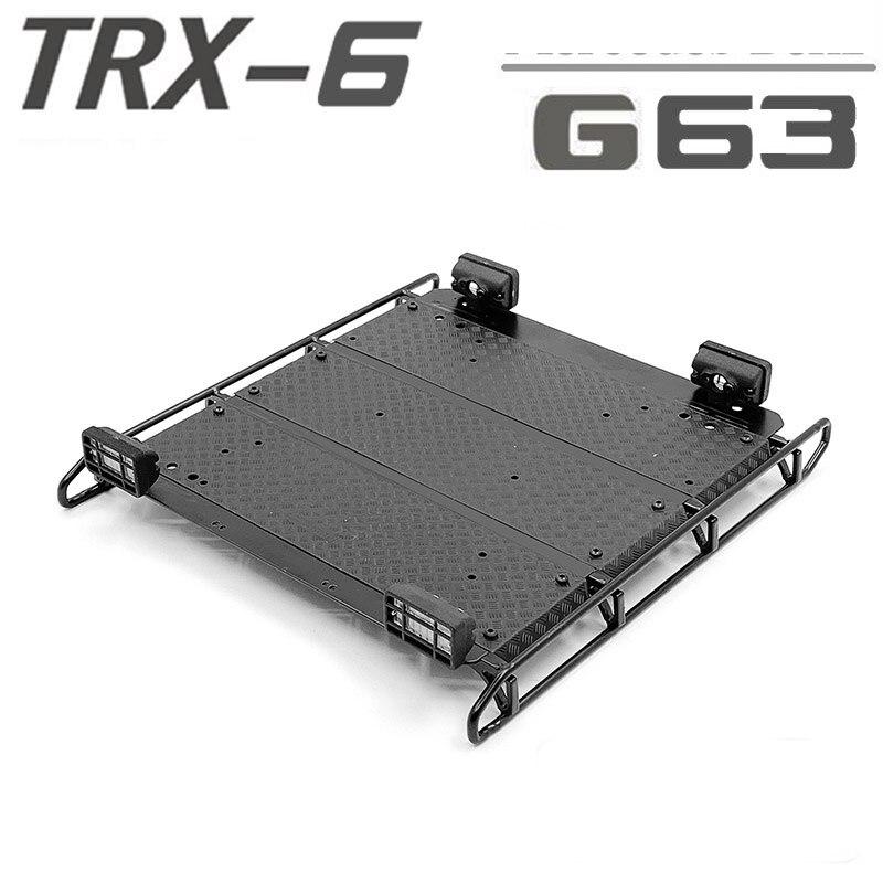 Image 5 - 金属用の荷物ラック TRAXXASPARTS TRX 6 63 rc 部品パーツ & アクセサリー   -