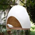 Винтажный домашний декор  смоляная клетка для птиц  подвесные светильники  скандинавские E27 подвесные лампы для ресторана  бара  креативные ...