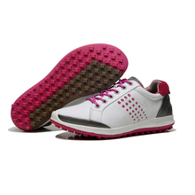 Women Golf Shoes Professional Female Spikeless Golf Shoes Athletic Sports Golf Training Sneaker Girls Golf Shoes Waterproof Golf