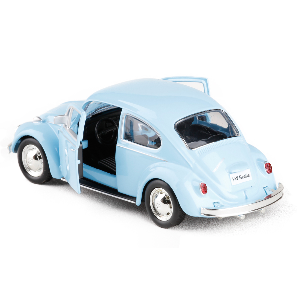 1:36 Scale Diecast Alloy Classic Car Model For TheVolks Wagen Beetle 1967 Version Collectible Model Collection Licensed Toys Car