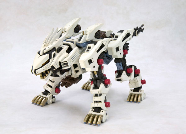 Model ROBOT ANIMAL ZOIDS 1/72 Handing Building Liger ZERO 00 Destiny Armor Unchained Mobile Suit Kids Toys