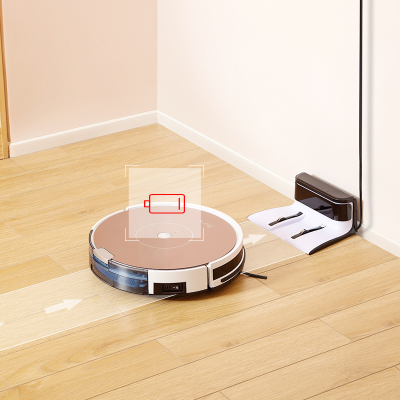 ILIFE NEW A80 Plus Robot Vacuum Cleaner Smart WIFI App control Powerful suction Electronic wall cleaning 2