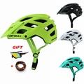 Cairbull велосипедный шлем в форме MTB велосипедный шлем Casco Ciclismo дорожный горный велосипед TT шлемы MTB Защитная крышка
