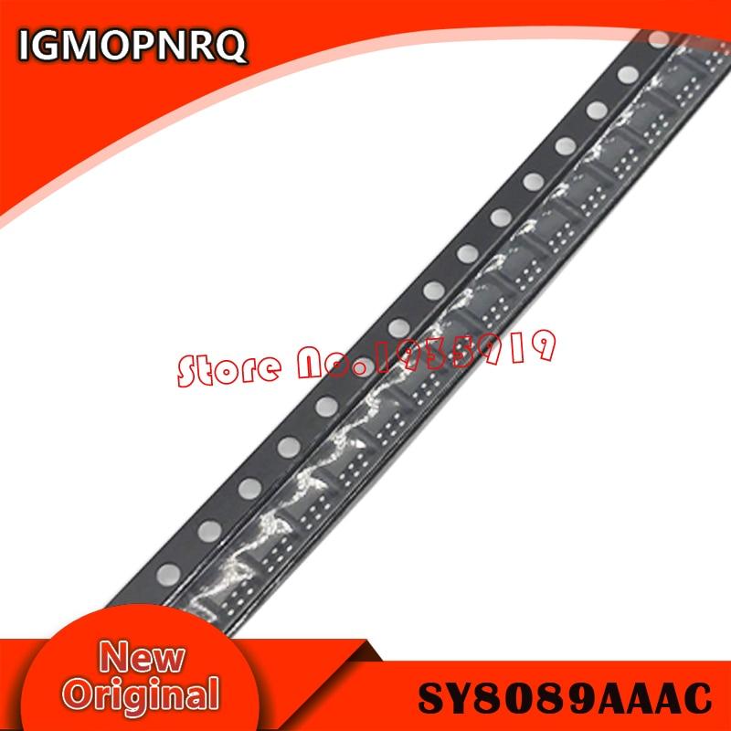10pcs/lot New SY8089AAAC SY8089A  SOT23-5 Original IC