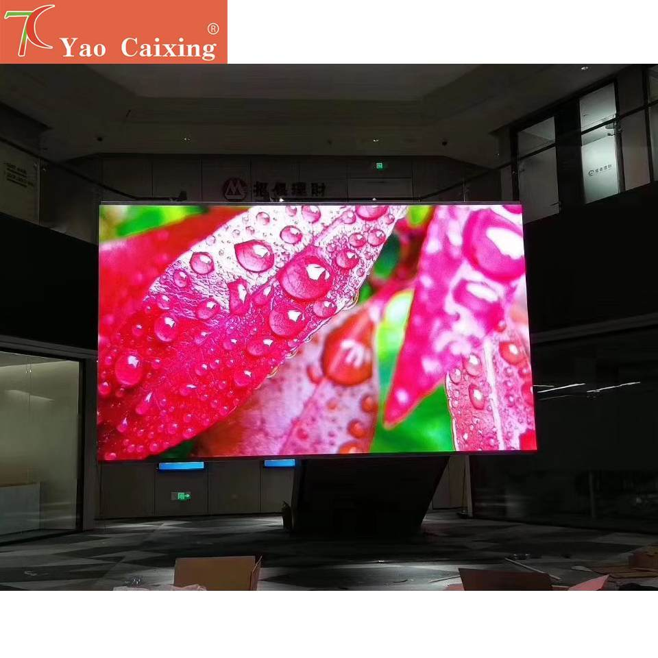 High Quality P1.875 Indoor Hub-75 Interface Full Color Led Modules For High Definition Led Display Video Wall