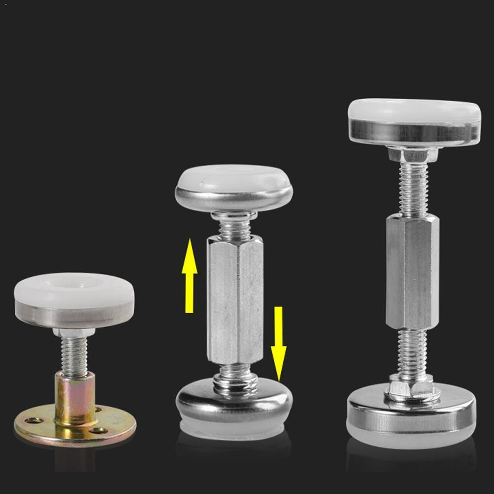 Home Improvement Adjustable Thread Bed Frame Anti-Shake Telescopic Hardware Does Vacillate Fasteners Not Support Tool Bed F T4I8