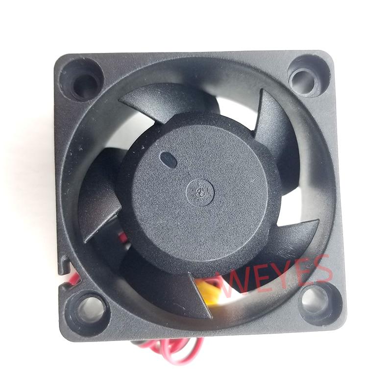 Оригинальный 40104 см D40SM-12A 40*40*10 м 12V0.08A второй ярус масляный подшипник Ультра тихий вентилятор