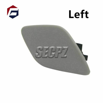 61677171659 61677171660 For BMW 3 series E92 E93 2005-2010 Car Headlight Washer spray nozzle cover Headlamp Cleaning Sprayer image