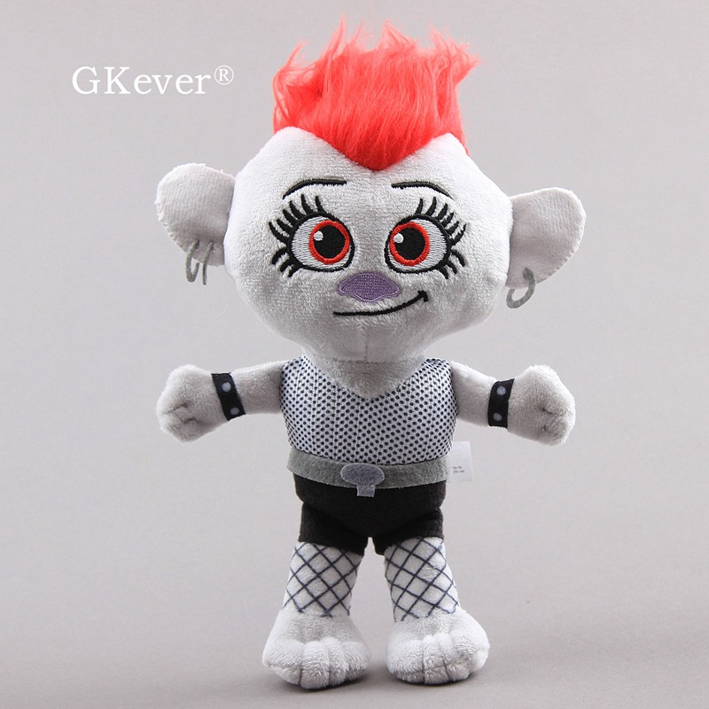 20 Cm Trolls World Tour Barb Plush Toy Lovely Cartoon Soft Stuffed Dolls Peluche 8