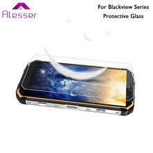 Alesser untuk Blackview BV6100 BV9500 Plus Pro BV9600 Pro BV9700 Pro BV9800 BV6800 Pro BV5500 BV9100 Tempered Glass Pelindung Film(China)