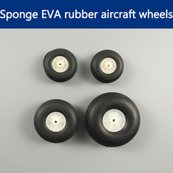 2pair Sale Top Fashion Composite Material Hubsan Servo Tarot Tire / 50/63.5 31/38 5/6.35 3/3.8 Mm Sponge Tire/cm In Diameter