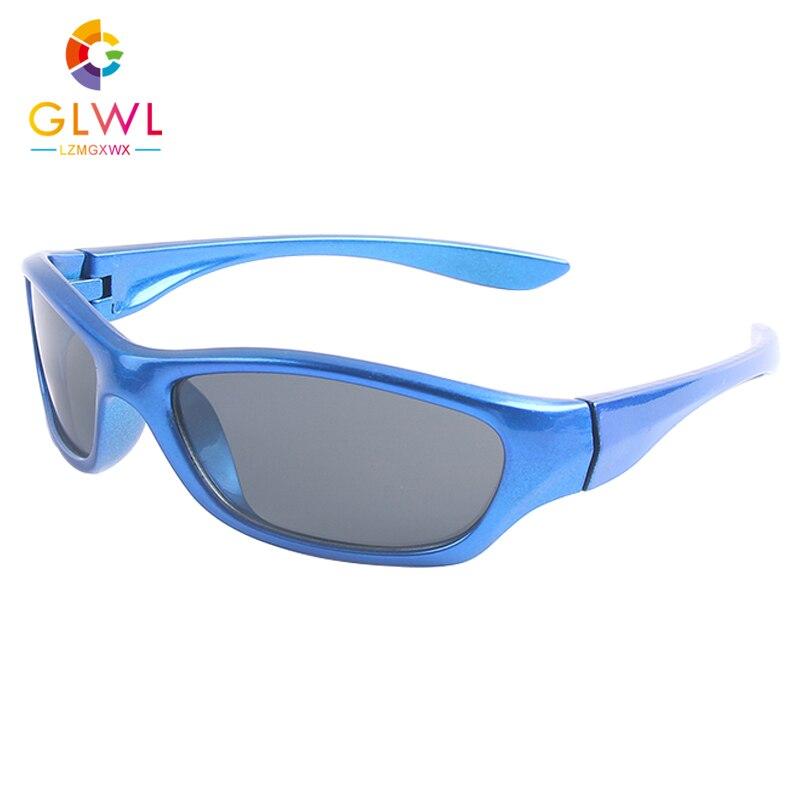 Boys Sunglasses Kids Cool Sun Glasses Baby Fashion Sport Shade Children Small Eyeglasses Junior Girls Silver Sunglass New 2021