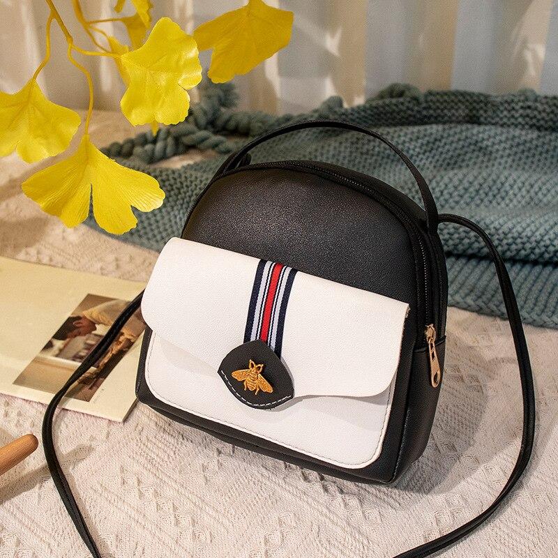 2020 Spring New One-shoulder Small Mini Backpack Women New Leisure Korean Girls' Fashion Versatile Bag