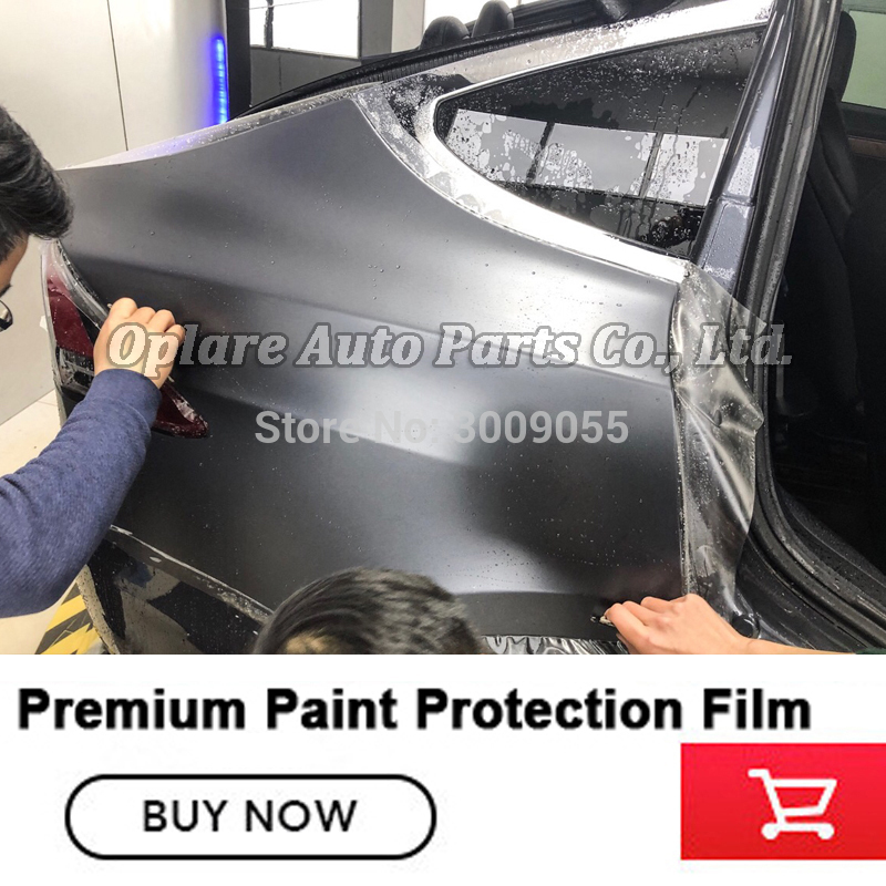 High Strength Car Paint Protection Film Matte PPF Self Healing  PPF Matt Anti-scratch Anti Yellowish 3-5 Years Recommended Style