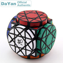 цена на DaYan Wheel of Wisdom Magic Cube Intelligence Professional Neo Speed Puzzle Antistress Educational Toys For Children