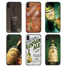 Cubierta del teléfono celular de whisky irlandés Jameson Edición Limitada cartel para Samsung Galaxy A3 A5 A7 A8 J1 J2 J3 J5 J7 primer 2015 de 2016 de 2017