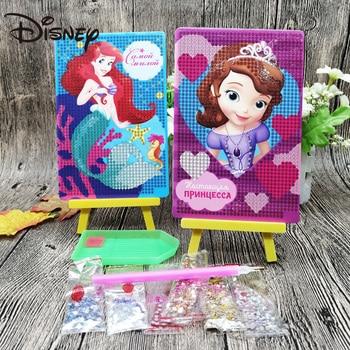 Disney Mickey Maus kinder Handgemachte Paste Malerei 5D Diamant Malerei Raum Dekoration Ornamente Diamant Stickerei Material