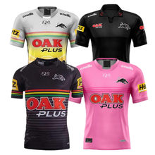 Penrith Panthers 2018-2021 Jersey de Rugby tamaño S-3XL-5XL