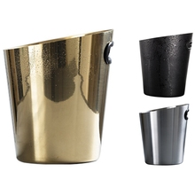 Bucket Wine Beer Commercial Stainless-Steel And Champagne KTV Household