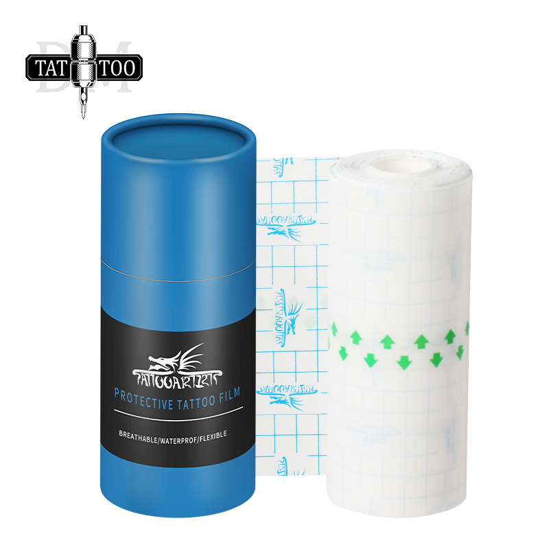 Waterproof Tattoo Film Aftercare Protective Skin Healing Tattoo Adhesive Bandages Repair Tattoo Accessories