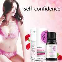 10ML Body Care Oil Breast Enlargement Massage Essential Oil Breast Lifting and Firming