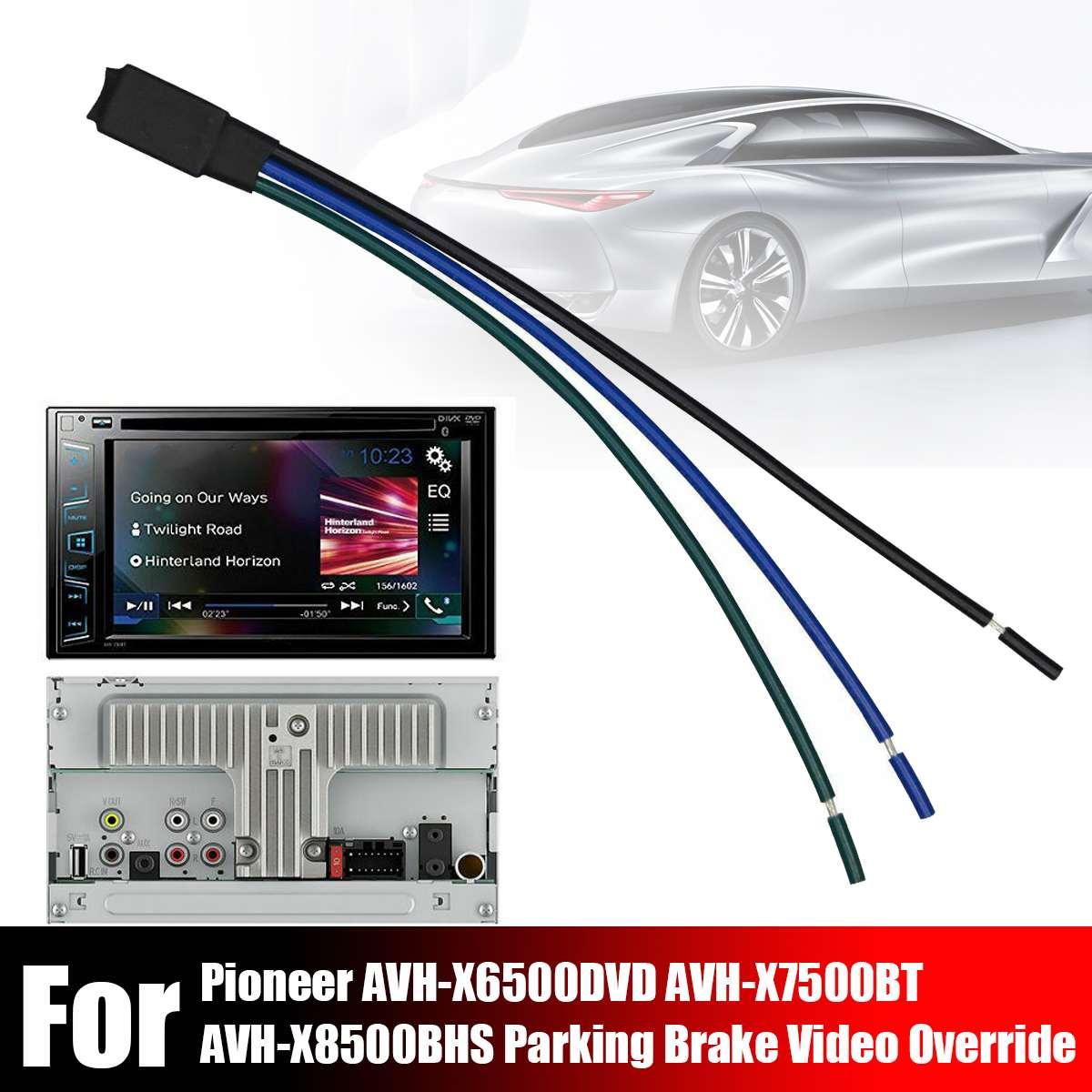 PARKING BRAKE MICRO BYPASS PIONEER AVH-170DVD AVH-270BT AVH-X1700S AVH-X1800S