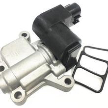 Японские Оригинальные двигатели холостого хода 16022-RAC-U01 клапаны управления холостого воздуха IACV для Honda Accord Odyssey 03-08 2,0 2,4 CM4 CM5 RB1