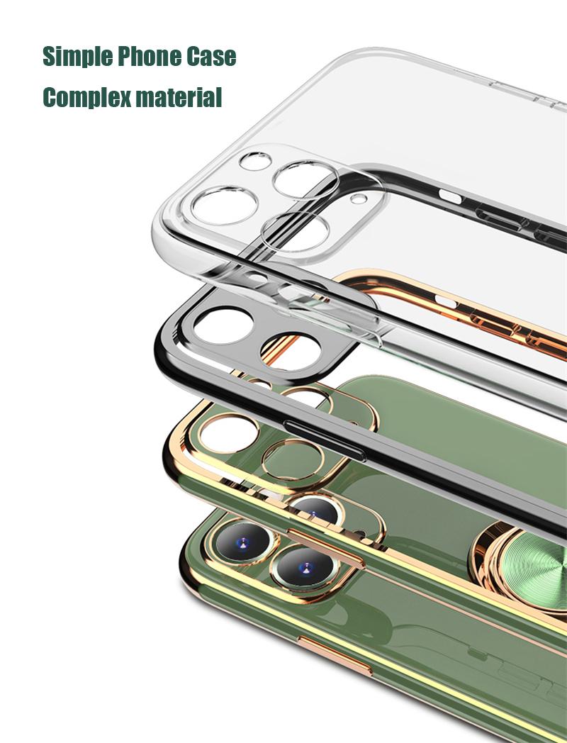 Luxus-Ringetui für iPhones